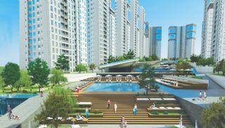 مدرن آپارتمان برای فروش, بیلیکدوزو / استامبول