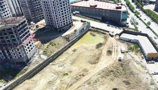 Элитный Проект с Торговым Центром, Фотографии строительства-3