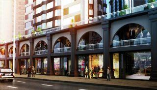 پروژه لوکس با مرکز خرید, استامبول / اسنیورت - video