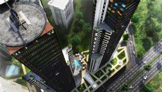 Элитный Проект с Торговым Центром, Стамбул / Эсеньюрт - video