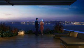 پروژه ای منحصر به فرد با دید دریا, استامبول / بیلیکدوزو - video