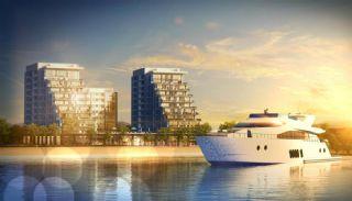 پروژه ای منحصر به فرد با دید دریا, استامبول / بیلیکدوزو
