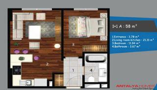 Exklusive Projekt mit Meerblick, Immobilienplaene-1