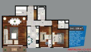 Exklusive Projekt mit Meerblick, Immobilienplaene-2