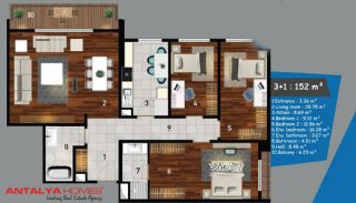 Exclusive Project with Sea View, Property Plans-3