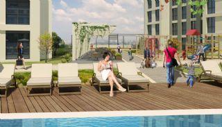 Элитные Апартаменты с Видом на Море и Озеро, Стамбул / Эсеньюрт - video