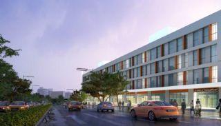 بوتیک آپارتمان در موقعیت مرکزی, استامبول / اسنیورت