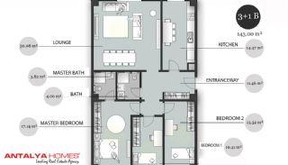 بوتیک آپارتمان در موقعیت مرکزی, پلان ملک-8