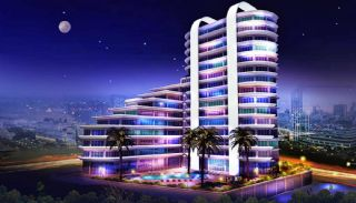 5-stjärnigt hotellkonsept med svitlägenheter, Istanbul / Beylikduzu