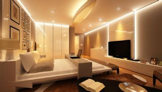 5-stjärnigt hotellkonsept med svitlägenheter, Interiör bilder-1