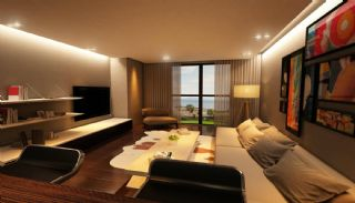 5-stjärnigt hotellkonsept med svitlägenheter, Interiör bilder-3