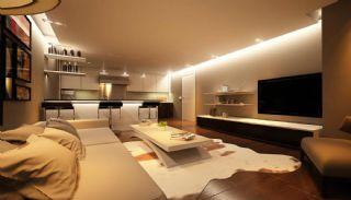 5-stjärnigt hotellkonsept med svitlägenheter, Interiör bilder-6