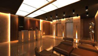 5-stjärnigt hotellkonsept med svitlägenheter, Interiör bilder-16