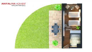 5 Star Hotel Concept Suite Apartments, Property Plans-3