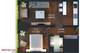 5 Star Hotel Concept Suite Apartments, Property Plans-5