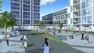 Lyxiga smart lägenheter med VIP service, Istanbul / Halkali - video