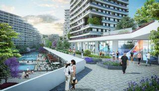 Gesunde Lebensweise Konzept Projekt mit Vip-Service, Istanbul / Bahcesehir - video