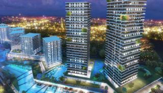 Affordable Apartment Project in Bahcesehir