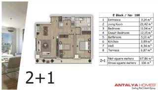 Gesunde Lebensweise Konzept Projekt mit Vip-Service, Immobilienplaene-6