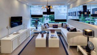Luxus Projekt im Zentrum von Istanbul, Foto's Innenbereich-2