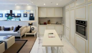 Luxury Project in Center of Istanbul, Interior Photos-4