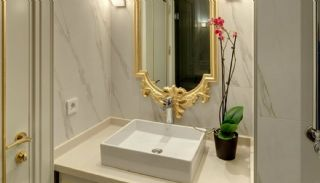 Luxury Project in Center of Istanbul, Interior Photos-10