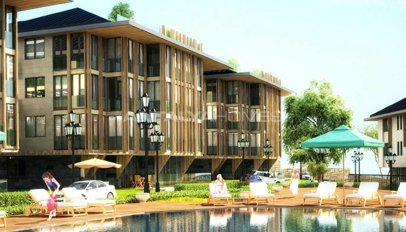 Appartements et villas ultra luxe en bord de mer for Villa luxe mer