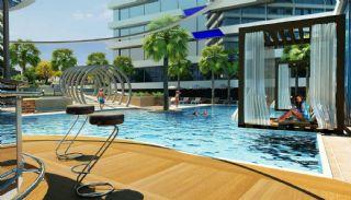 Luxuriose Wohnungen mit Hotel und Einkaufszentrum im gleichen Komplex, Istanbul / Beylikduzu - video