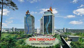 Luxury Apartments in Esenyurt with Affordable Price, Istanbul / Esenyurt