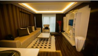 Luxuriose Wohnungen mit Hotel und Einkaufszentrum im gleichen Komplex, Foto's Innenbereich-2