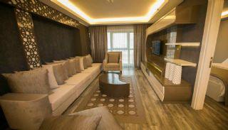 Luxuriose Wohnungen mit Hotel und Einkaufszentrum im gleichen Komplex, Foto's Innenbereich-10