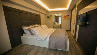 Luxuriose Wohnungen mit Hotel und Einkaufszentrum im gleichen Komplex, Foto's Innenbereich-11