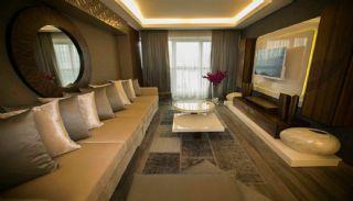 Luxuriose Wohnungen mit Hotel und Einkaufszentrum im gleichen Komplex, Foto's Innenbereich-13