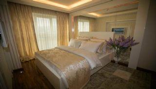 Luxuriose Wohnungen mit Hotel und Einkaufszentrum im gleichen Komplex, Foto's Innenbereich-17