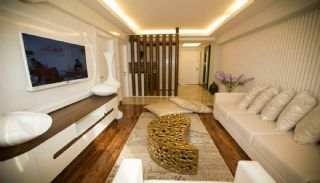 Luxuriose Wohnungen mit Hotel und Einkaufszentrum im gleichen Komplex, Foto's Innenbereich-18