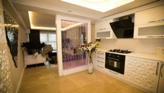 Luxuriose Wohnungen mit Hotel und Einkaufszentrum im gleichen Komplex, Foto's Innenbereich-19