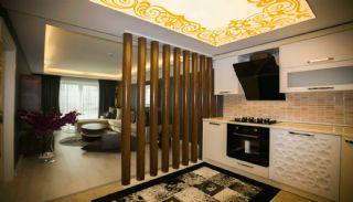 Luxuriose Wohnungen mit Hotel und Einkaufszentrum im gleichen Komplex, Foto's Innenbereich-21
