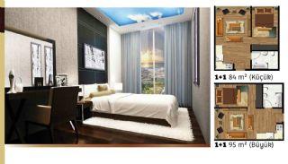Luxuriose Wohnungen mit Hotel und Einkaufszentrum im gleichen Komplex, Immobilienplaene-2