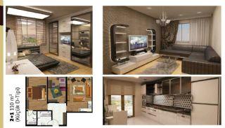 Luxuriose Wohnungen mit Hotel und Einkaufszentrum im gleichen Komplex, Immobilienplaene-4