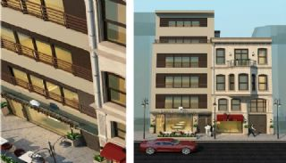 Appartements Spécialement Décorés du Côté de Bosphorus, Istanbul / Besiktas - video