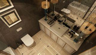 آپارتمانی با دکوراسیون مخصوص کنار بوسفروس, تصاویر داخلی-4