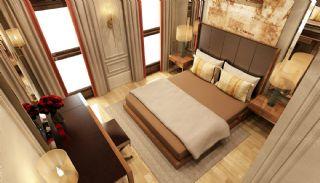 آپارتمانی با دکوراسیون مخصوص کنار بوسفروس, تصاویر داخلی-6