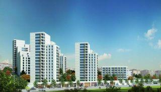 پروژه ای مدرن در ناحیه مرکزی گونشلی, گونشلی / استامبول - video