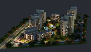 Modern Project op een Centrale Locatie Gunesli, Istanbul / Gunesli - video