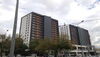 Апартаменты в Центре Района Эюп/Стамбул, Фотографии строительства-1
