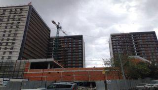 Апартаменты в Центре Района Эюп/Стамбул, Фотографии строительства-3