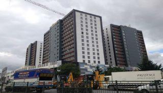 Апартаменты в Центре Района Эюп/Стамбул, Фотографии строительства-4