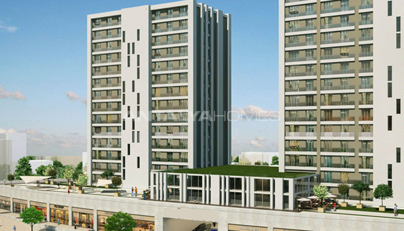 Appartements 224 Ey 252 P Istanbul