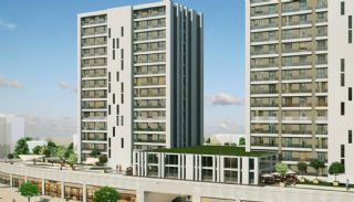 Wohnungen in zentraler Lage Eyüp/İstanbul, Eyup / Istanbul - video