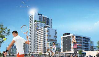 Appartements à Vendre Dans un Complexe de Luxe, Istanbul / Beylikduzu - video